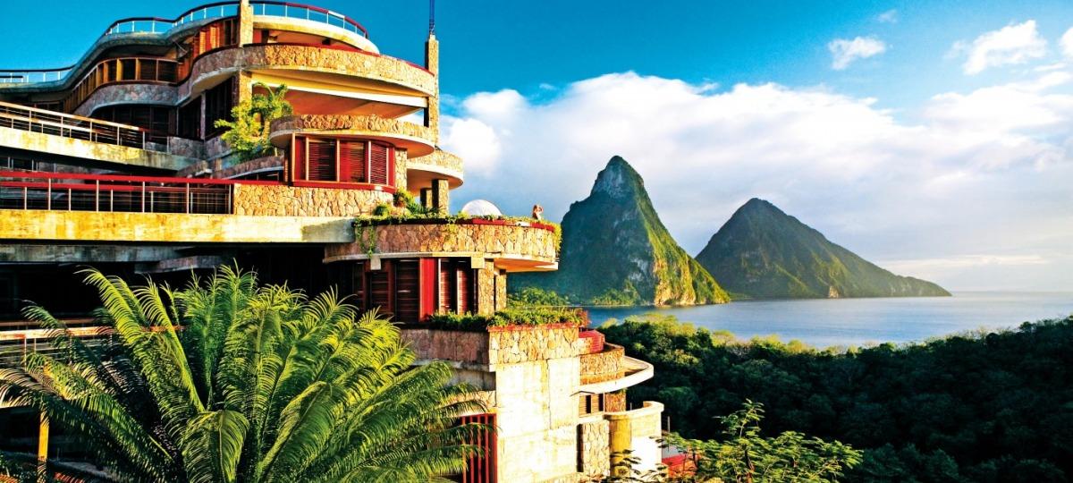 Herzlich Willkommen im Jade Mountain
