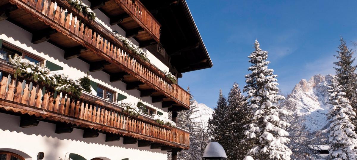 Herzlich Willkommen im Skisparadies