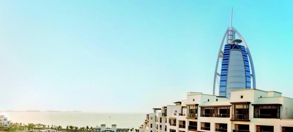 Willkommen im Jumeirah Al Naseem