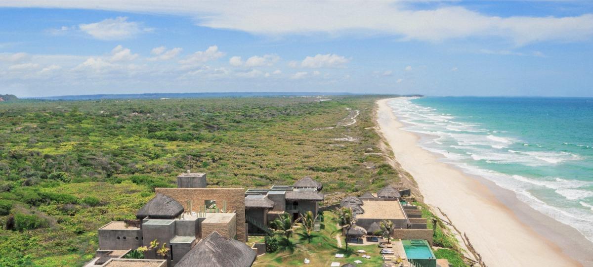 Herzlich willkommen im Kenoa Exclusive Beach & Spa Resort