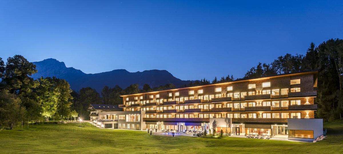 Herzlich willkommen im Klosterhof – Alpine Hideaway & Spa