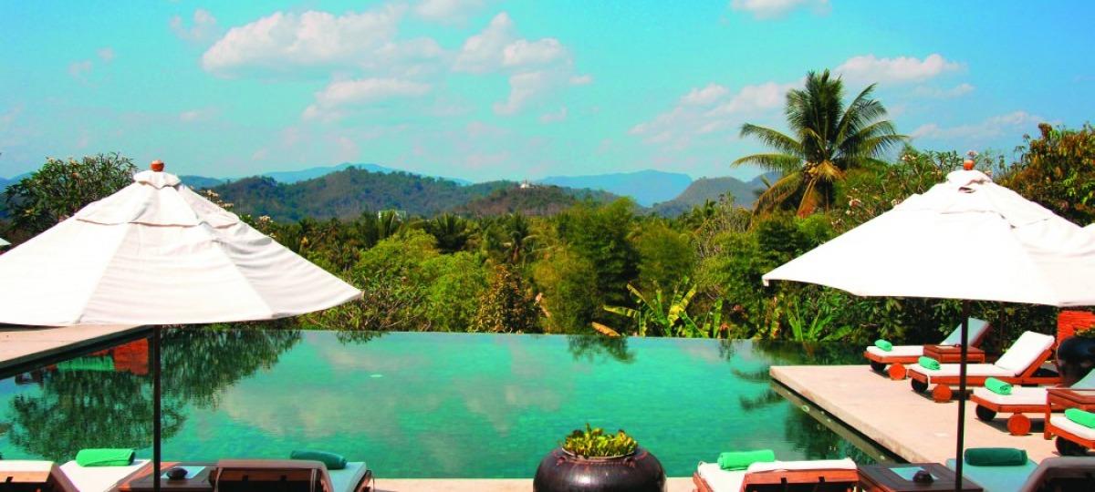 Herzlich Willkommen im La Residence Phou Vao