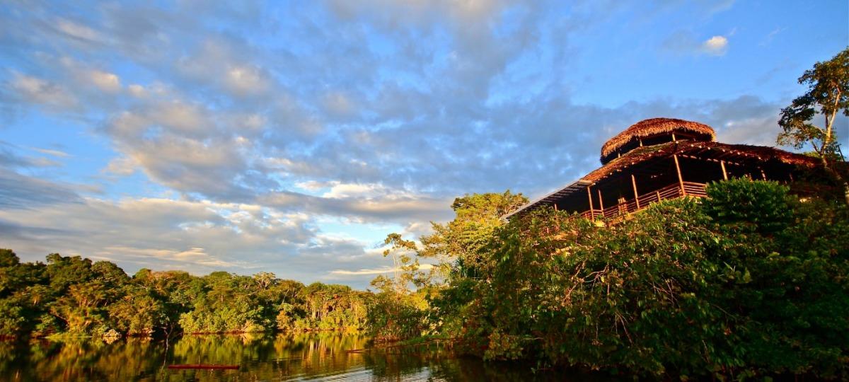 Herzlich Willkommen in der La Selva Jungle Lodge