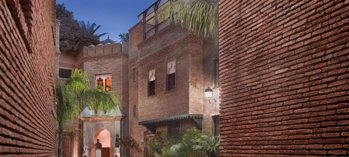 Willkommen im La Sultana Marrakech