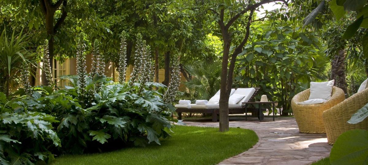 Herzlich Willkommen im Les Jardins de Medina