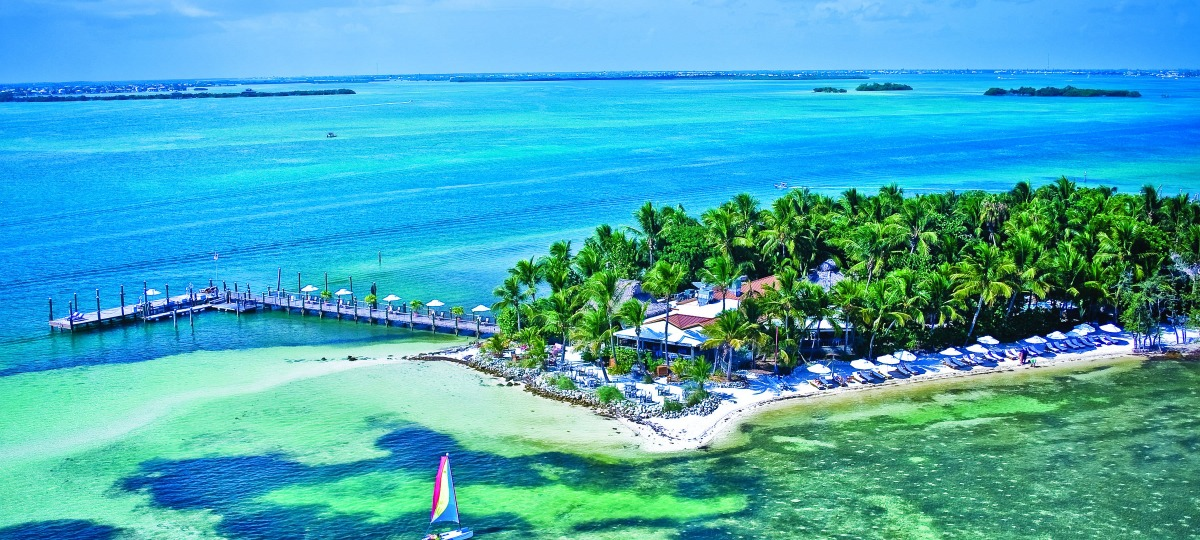 Herzlich Willkommen auf Little Palm Island