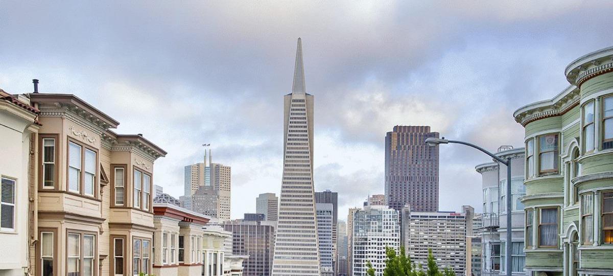 Die Nachbarschaft rund um das Loews Regency San Francisco