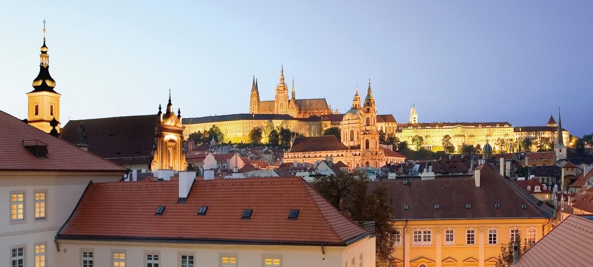 Das Mandarin Oriental Prag begrüßt Sie mitten in der Stadt