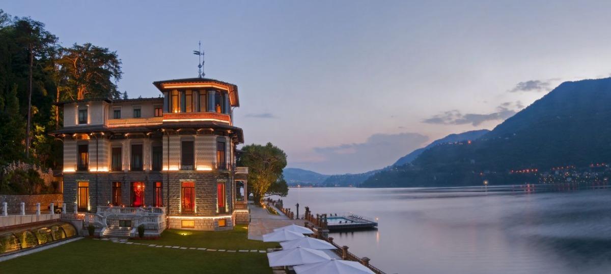 Willkommen im Mandarin Oriental Lago di Como