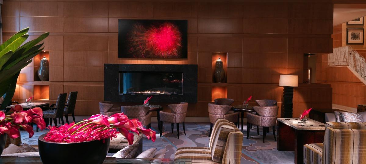 Herzlich Willkommen in der Lobby des Hotels