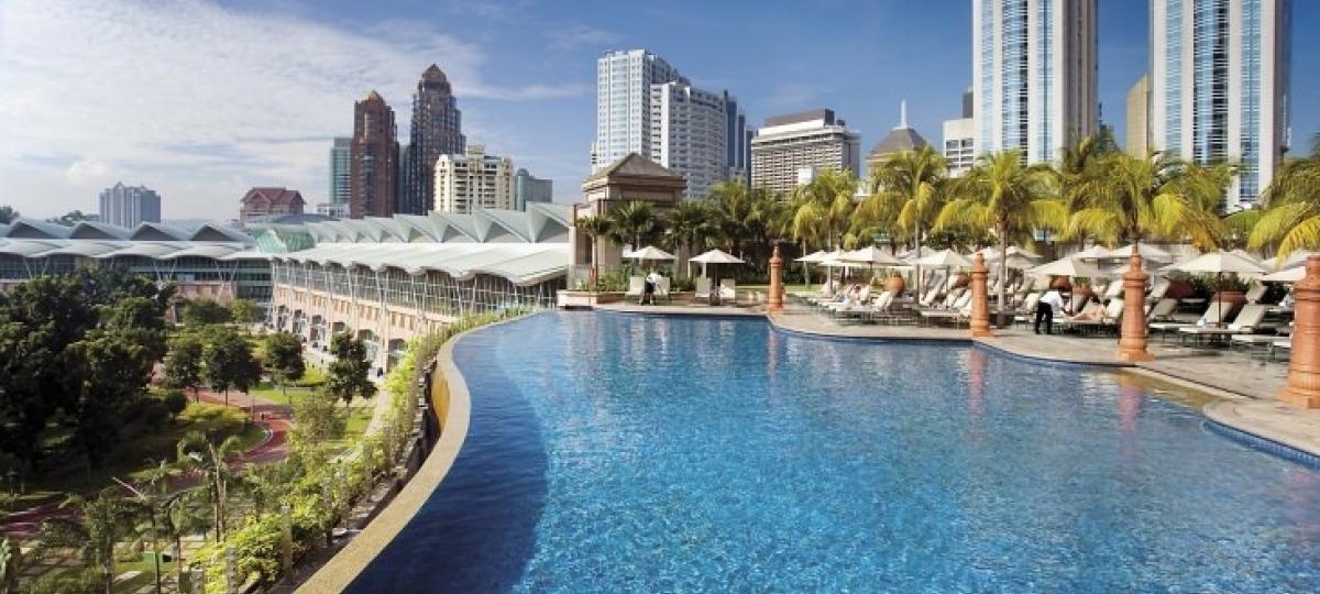 Herzlich Willkommen im Mandarin Oriental Kuala Lumpur