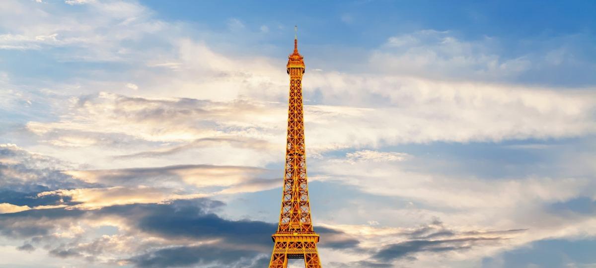 Bienvenue à Paris - Willkommen in Paris.