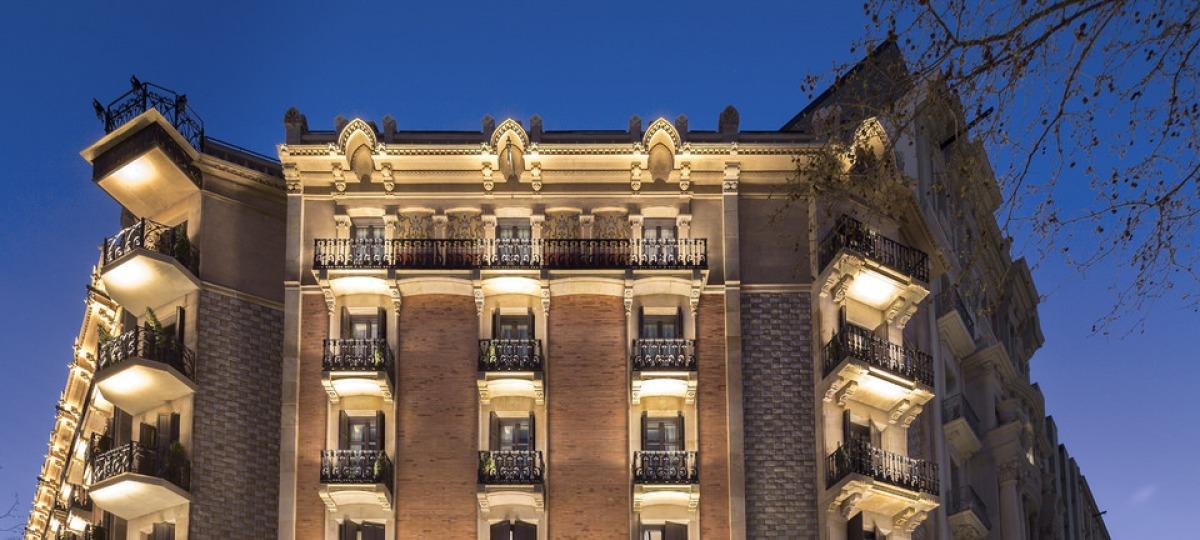 Willkommen im eleganten Monument Hotel