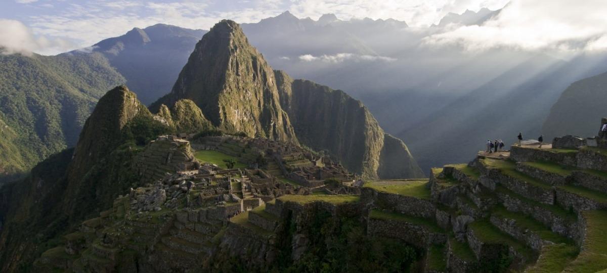 Herzlich Willkommen in der Mountains Lodge of Peru