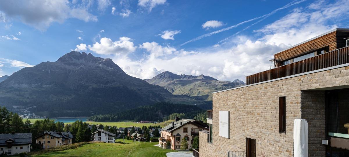Das Nira Alpina heißt Sie Willkommen