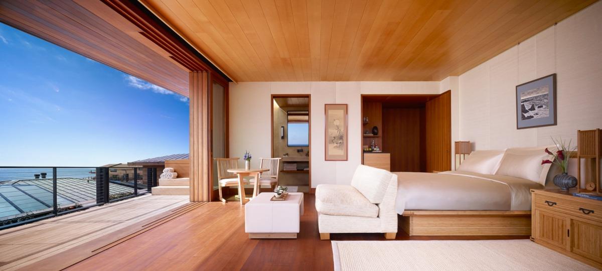 Ocean Room mit grandiosem Ausblick