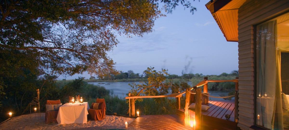 Die Ntwala Island Lodge