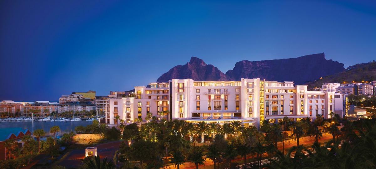 Willkommen im One & Only Capetown