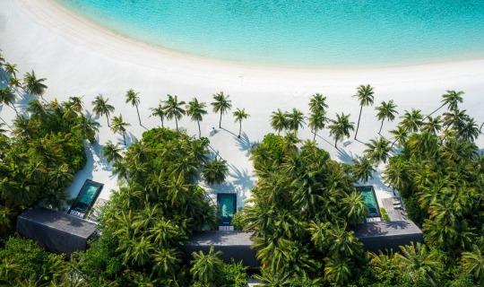 Die Beach Villas mit privatem Pool