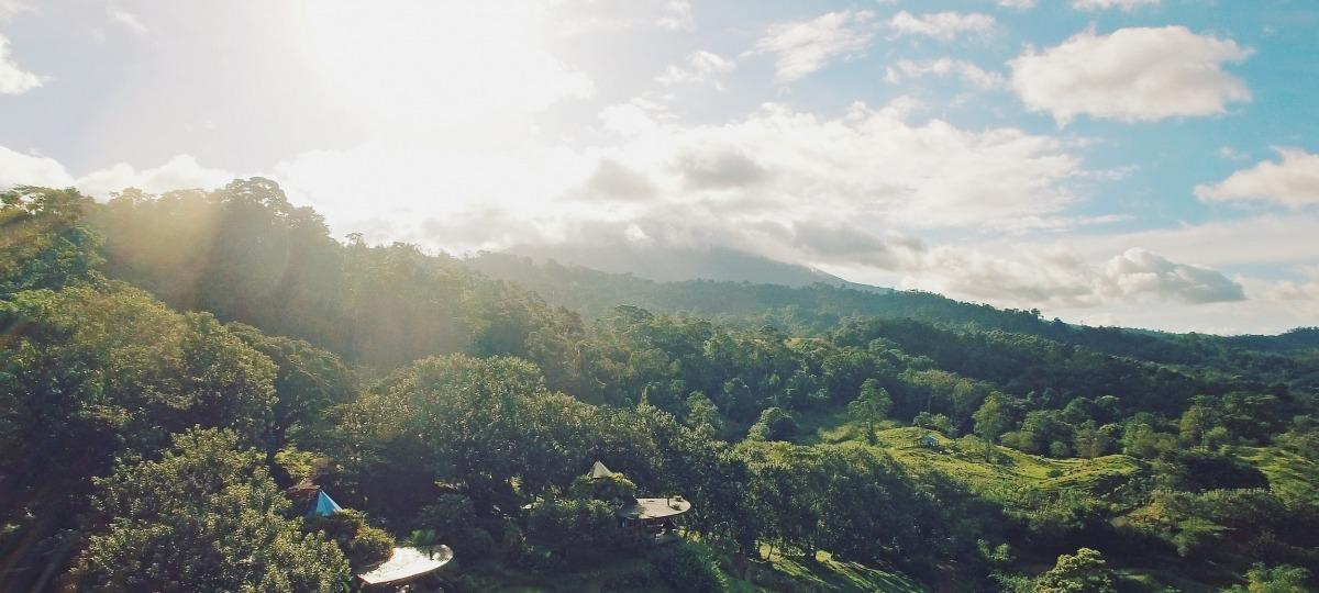 Willkommen in Costa Rica