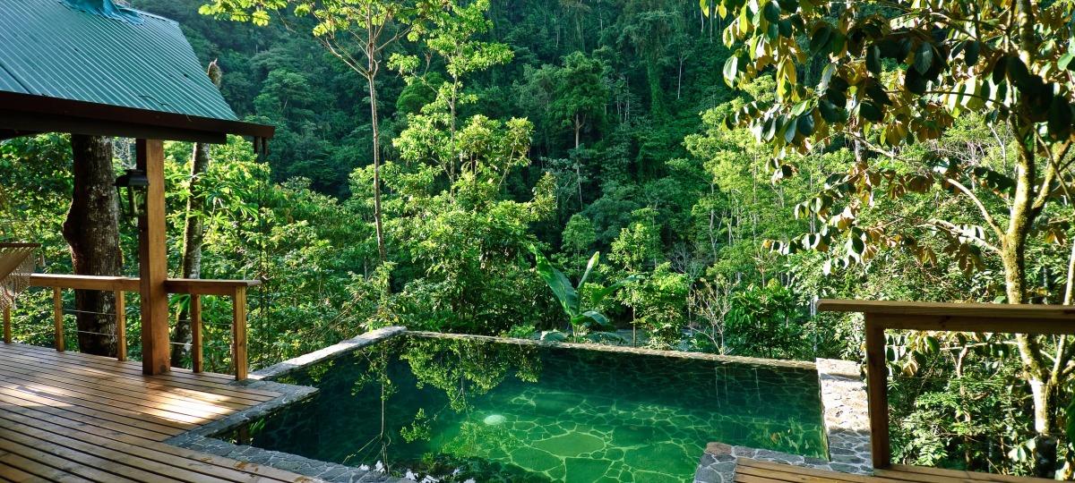 Herzlich Willkommen in der Pacuare Jungle Lodge