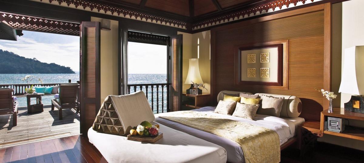 Herzlich Willkommen im Pangkor Laut Resort