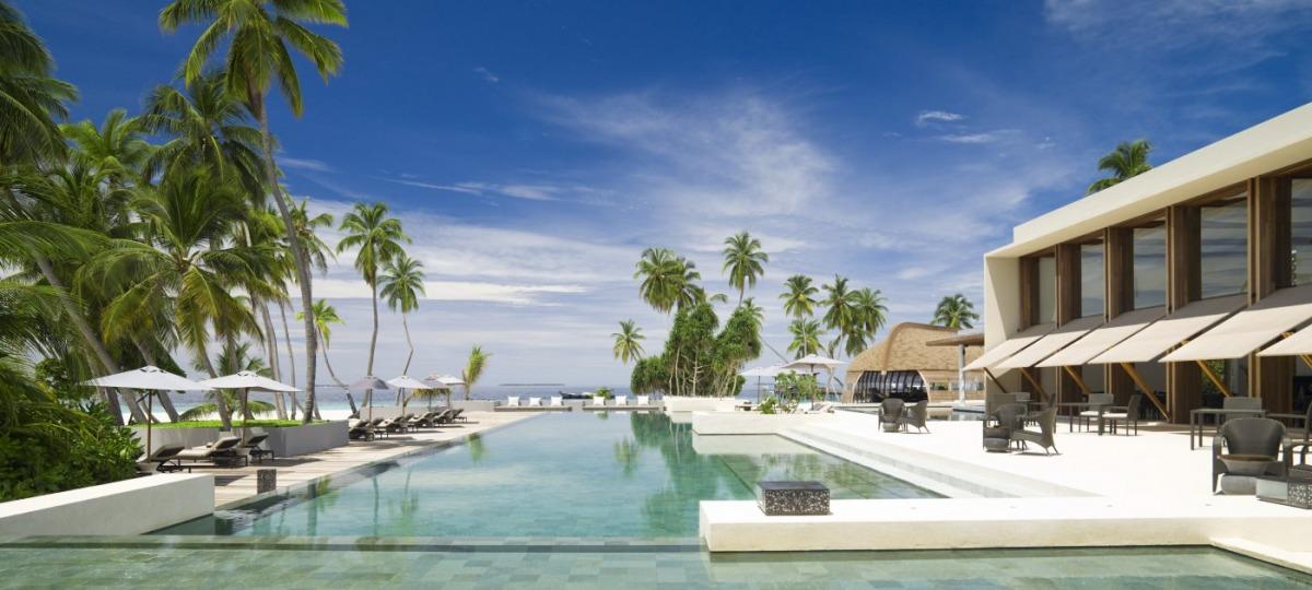 Herzlich Willkommen im Park Hyatt auf dem Malediven