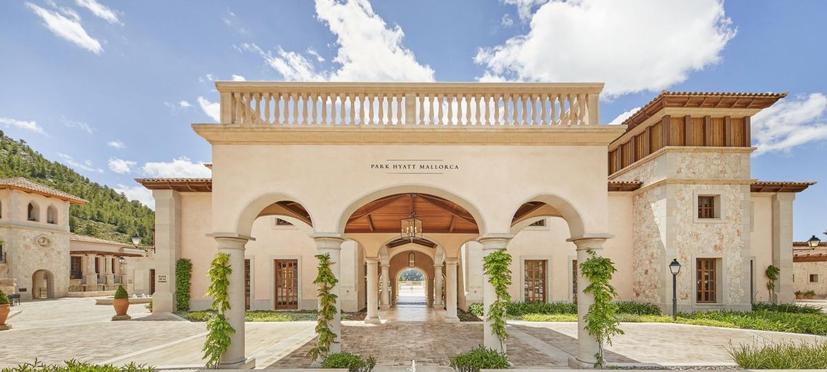 Das Park Hyatt Mallorca heißt Sie herzlich willkommen