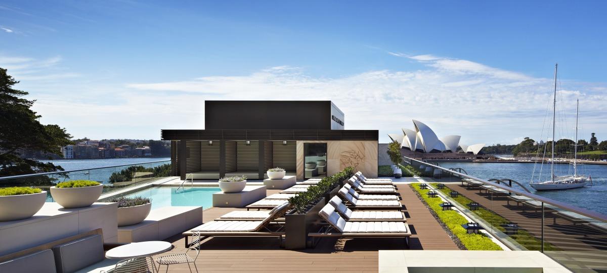 Herzlich Willkommen im Park Hyatt Sydney