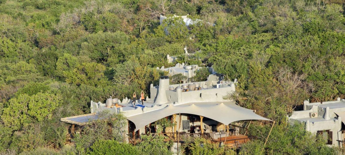Die Phinda Rock Lodge heißt Sie herzlich willkommen