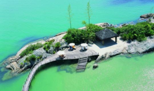 Lassen Sie Ihren Urlaub in einem der Strandhotels ausklingen