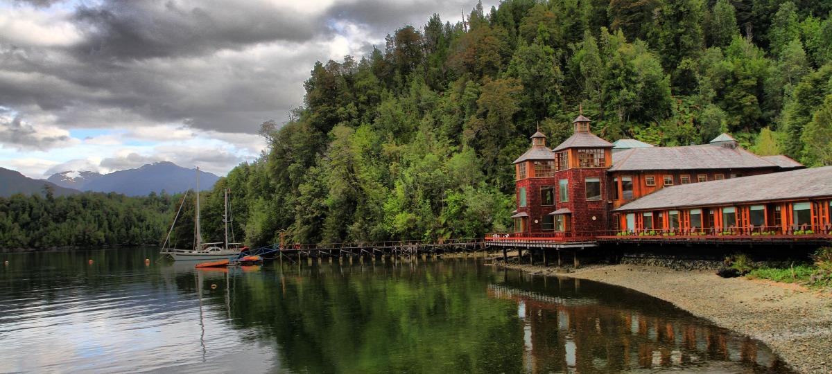 Willkommen in der Puyuhuapi Lodge & Spa