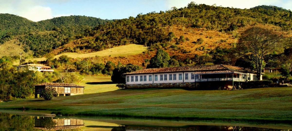 Herzlich Willkommen im Luxushotel Reserva do Ibitipoca