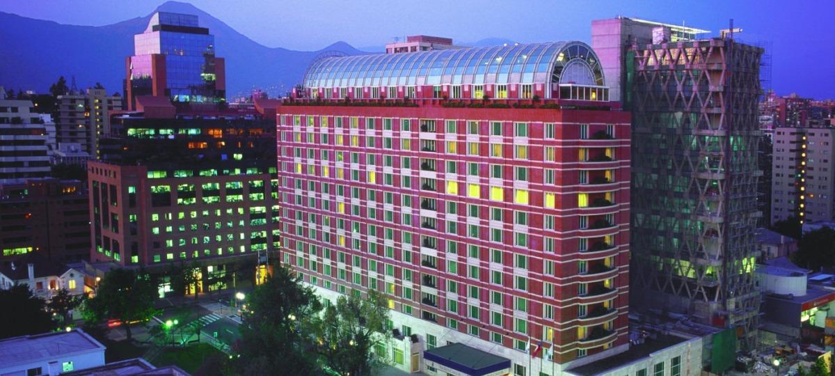 Herzlich Willkommen im Ritz-Carlton Santiago