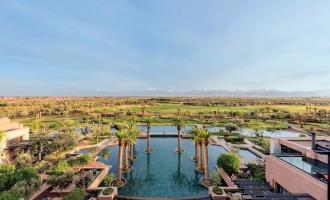 Herzlich Willkommen im Royal Palm Marrakesch