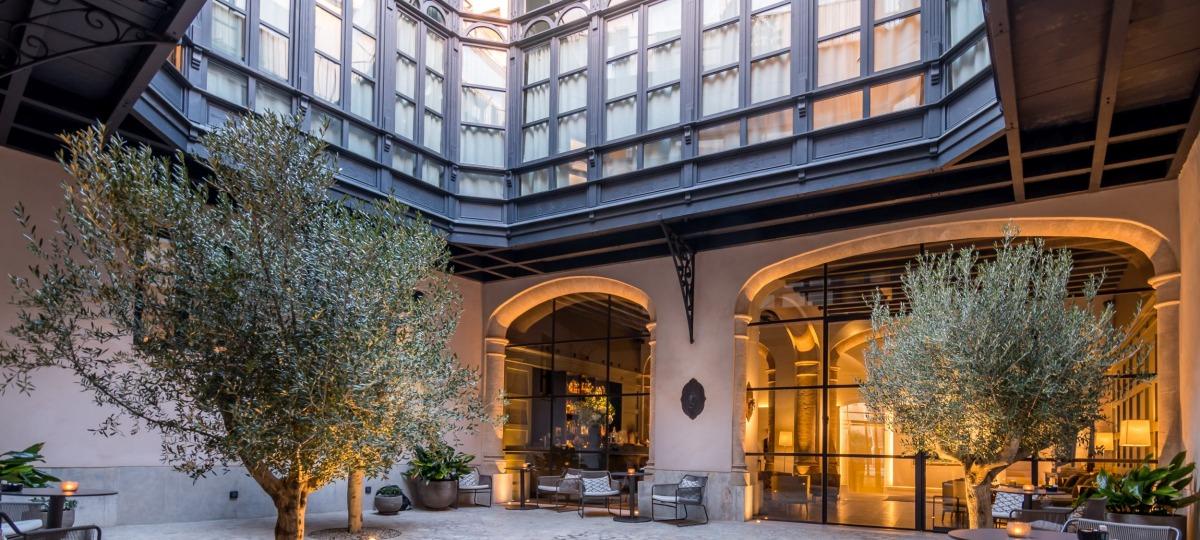 Herzlich willkommen im Hotel Sant Francesc