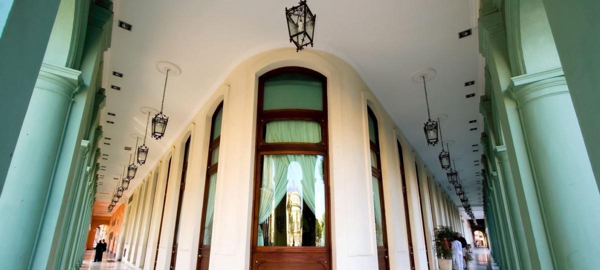 Kolonialer Stil modern interpretiert