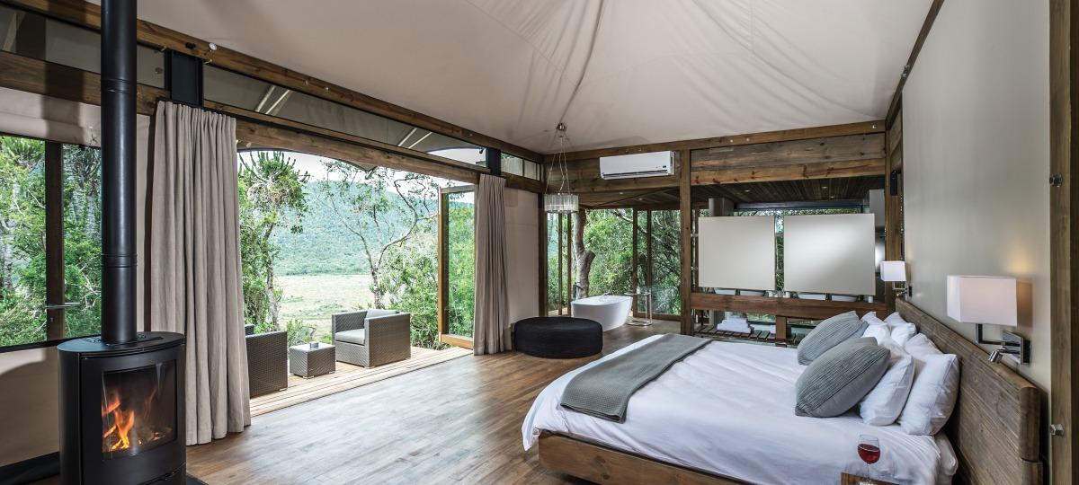 Ihre luxuriöse Zelt-Suite