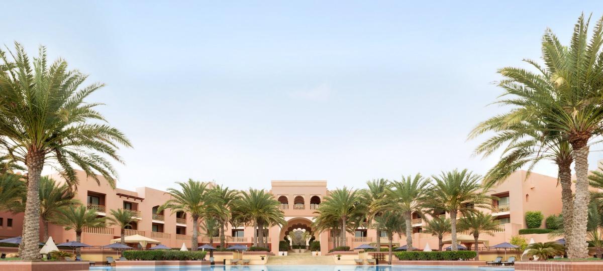 Herzlich willkommen im Shangri La Barr Al Jissah Resort & Spa