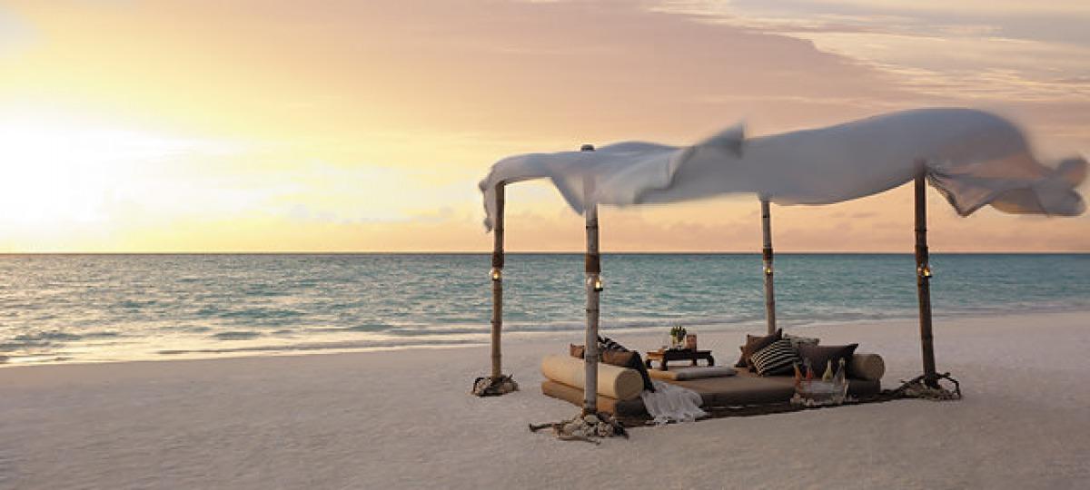 Willkommen in Shangri-La's Villingili Resort and Spa
