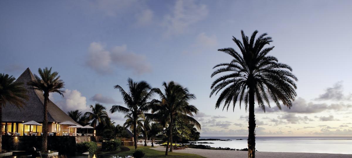 Herzlich willkommen im Shanti Maurice Resort & Spa