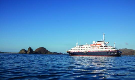 Auf Reisen mit der Silver Galapagos