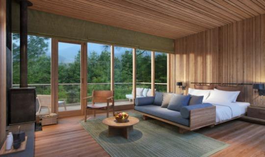 Die Suite im einzigartigen Design