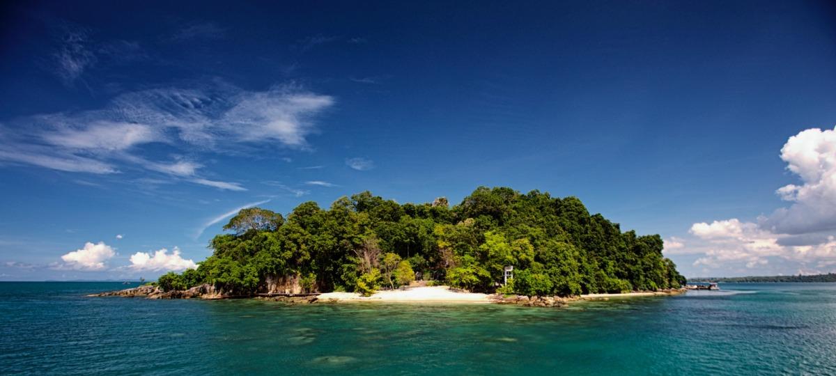 Herzlich Willkommen im Six Senses Krabey Island