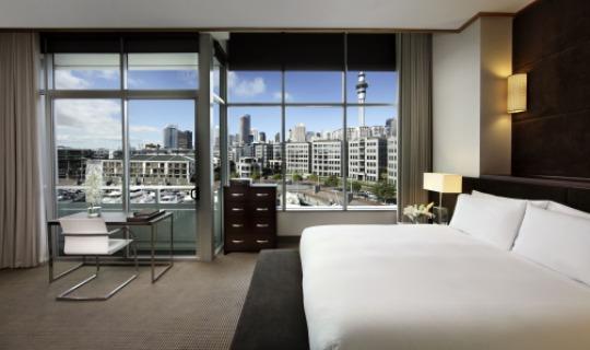 Hier schlafen Sie gut nach einem spannenden Tag in Auckland