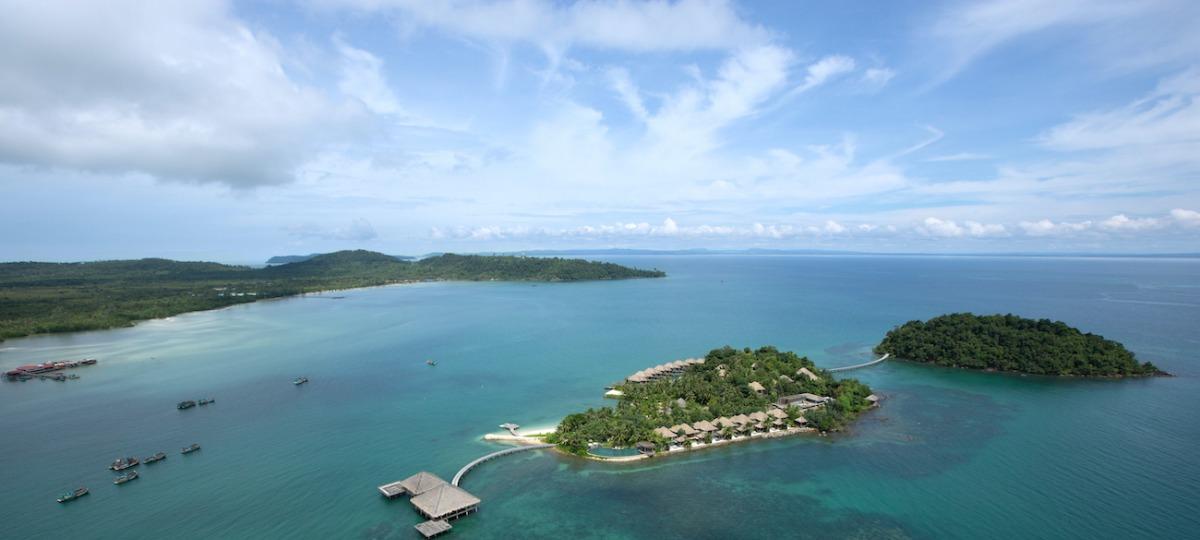 Herzlich willkommen auf Song Saa Private Island