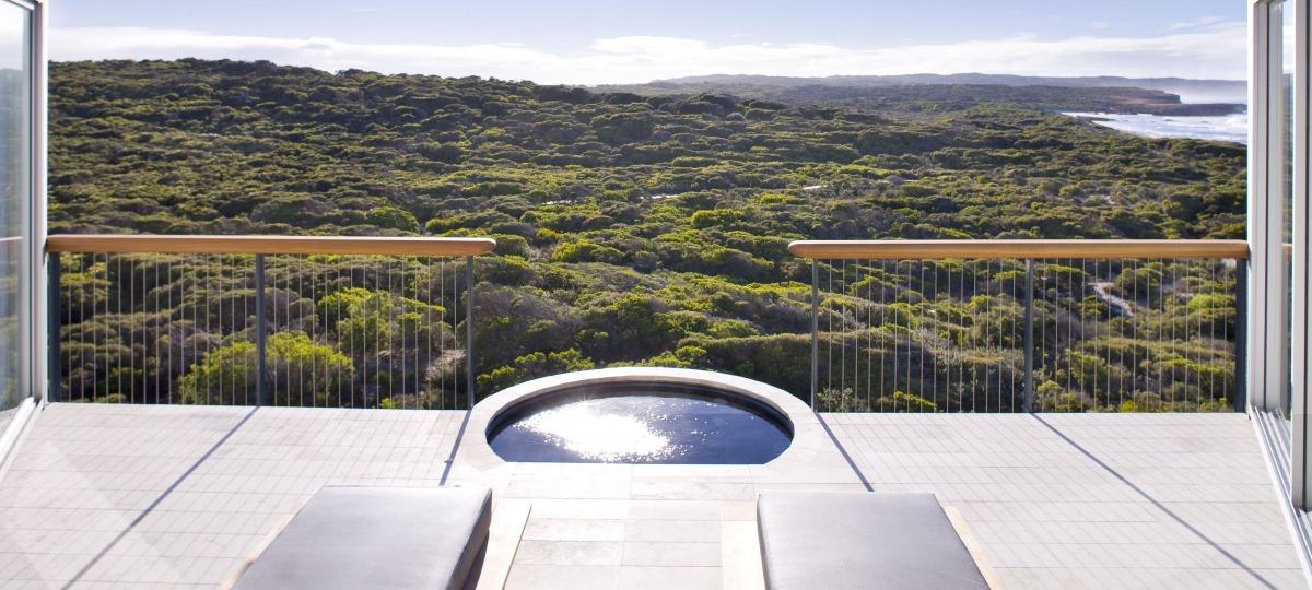 Herzlich Willkommen in der Southern Ocean Lodge