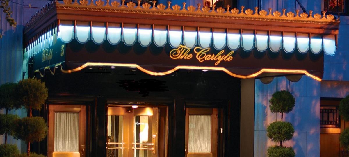 Herzlich Willkommen im The Carlyle