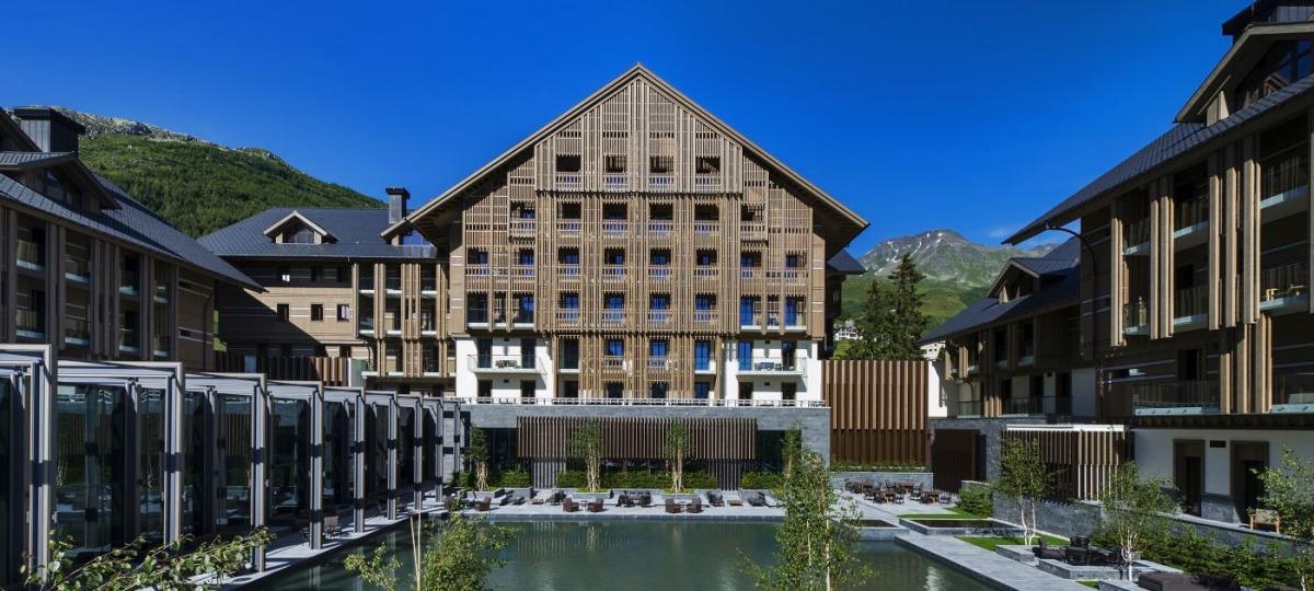Sowohl im Winter als auch im Sommer eine Traumlocation - The Chedi Andermatt