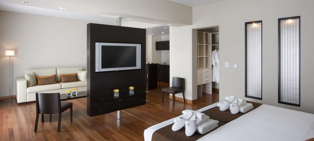 Entspannen Sie in Ihrer Suite